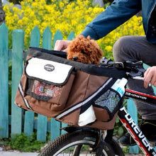 BICYCLE PET BASKET - PETCOMER (PREORDER UPON REQUEST)