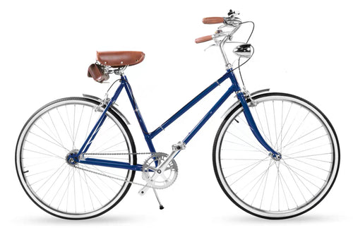 SOMMER CLASSIC 26 INCH NAVY BLUE 3 SPEED