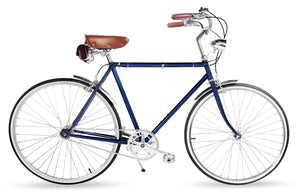 NOTTINGHAM HB CLASSIC 26 INCH NAVY BLUE 3 SPEED (AVAILABLE JULY)