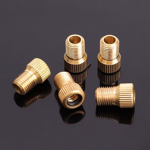 PRESTA VALVE ADAPTER BRASS