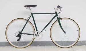 KOLOR 700C POSTAL GREEN 7 SPEED L SIZE + FREE BIKE LOCK Q5 (PREORDER AVAILABLE NOVEMBER)