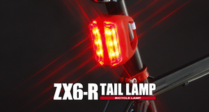 CROPS ZX6-RED LED