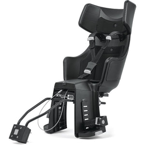 BOBIKE EXCLUSIVE TOUR REAR CHILD SEAT - BLACK