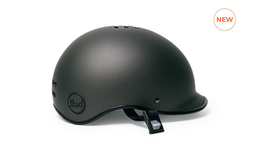 THOUSAND HELMET - STEALTH BLACK + FREE UNI-Q LOCK
