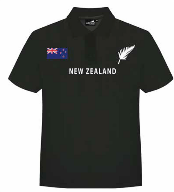 New Zealand Polo Shirts