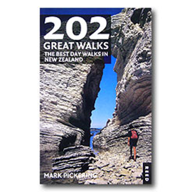202 Great Walks - The Best Day Walks in NZ - 5RPTR07