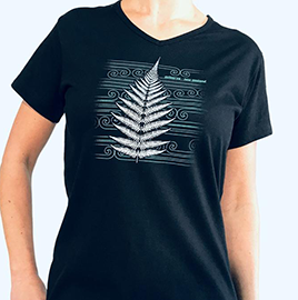 Silver Fern Stripes - 22VT