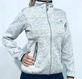 Artic Fleece Jacket - 247KJ WOMEN