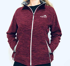 Micro Fleece Wild Kiwi Jacket - 277MF WOMEN