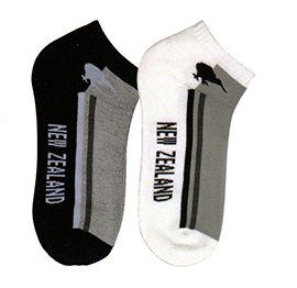 New Zealand Kiwi Sports Socks - 55314/ 15 SET of 4