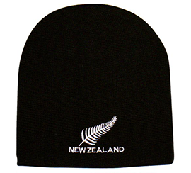 New Zealand Skull Fern Beanie - 60644