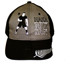 Haka NZ Cap - 60544 CHILD