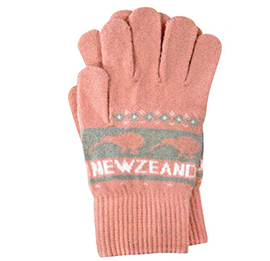 NZ Knitted Kiwis Gloves - 79399