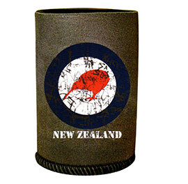 Kiwi Airforce Can Holder - 82228