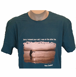 Sorry I Missed Your Call I Was On The Other Line T-Shirt - GT505-74