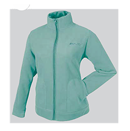 Lined Polar Fleece Jacket - AJ469 WOMEN