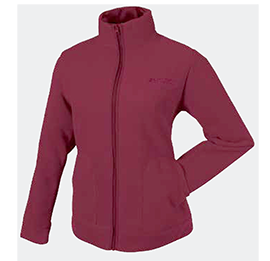 Lined Polar Fleece Jacket - AJ470 WOMEN