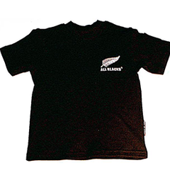 All Blacks Child T-shirt - KTS0300AB