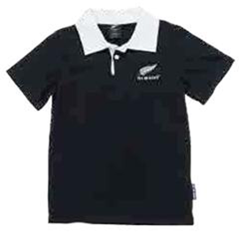 All Blacks Child Rugby Shirt - KRJ0100AB