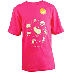 Animals Glow In The Dark - 9912L PINK