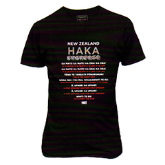New Zealand Haka & Translation - AT13