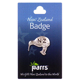 Kiwi NZ Lapel Badges - 75B SET of 5
