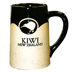 Kiwi New Zealand Stoneware Beer Stein - 10437