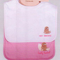 Kiwi Bib 2 Pack - ABC01