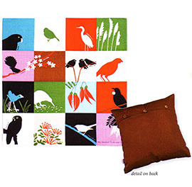 Birds Cushion Cover - CV667