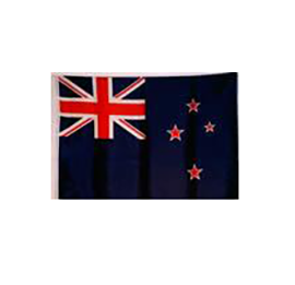 New Zealand Flag - Small Blue 80047