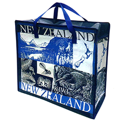Scenic New Zealand Storage Bag - 00554 PACK OF 4
