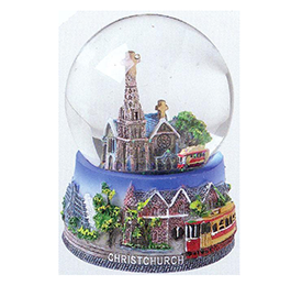 Christchurch Cathedral Snow Globe - RSGC2