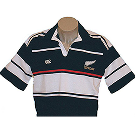 Christchurch New Zealand Short Sleeve Rugby Jersey