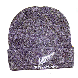 New Zealand Fern Beanie - 60638 CHILD
