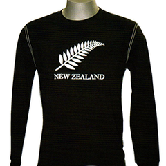New Zealand Fern T Shirt - PK MEN