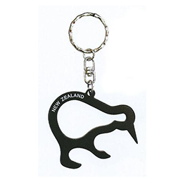 Kiwi Bottle Opener Key Ring - 24162 SET OF 10