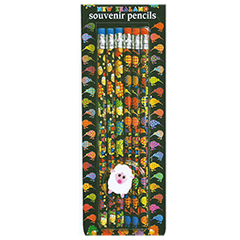 New Zealand Pencils - 35133 Pack of 12 (2 packs of 6)