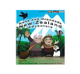 Nana and Grandad's New Zealand Adventure - 5KA01