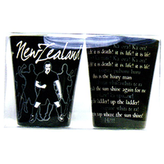 Haka Translation Shot Glasses - Set of 2 - 10410