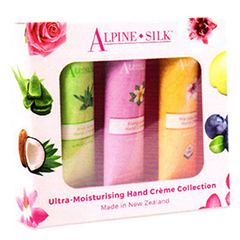 Ultra-Moisturising Hand Creme Collection - ASHCP2 Pack of 3