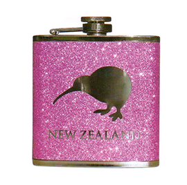 Kiwi NZ Hip Flask - 82244