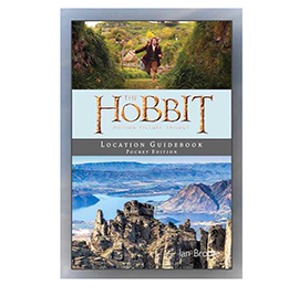 The Hobbit Location Guide Pocket Book - 5HCSUN311