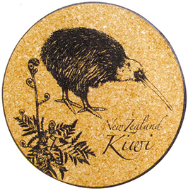 Kiwi Place Mats - 80166 Set of 3