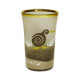 Kiwi & Koru Shot Glasses - SHKK Set of 2