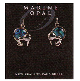 Paua Earrings - MOE21
