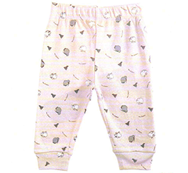 Kiwi & Sheep Baby Pants - ABC42