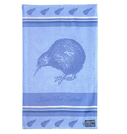 Jacquard Kiwi Tea Towel - MT42 6 PACK