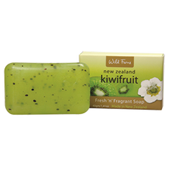 Kiwifruit Guest Soap - KFGS3 PACK of 3