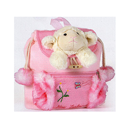 Child Lamb Backpack - TBP08