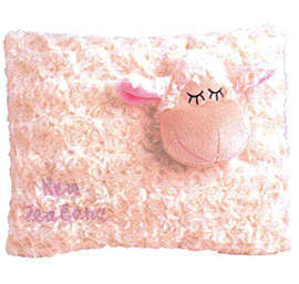 New Zealand Lamb Cushion - CUS37
